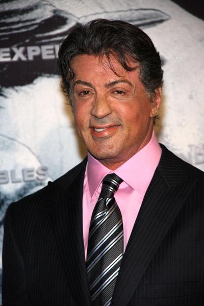 YIKES: Sylvester Stallone (Rocky)