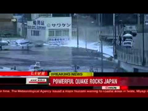 Convoy of Hope Rushing Aid to Japan