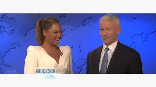 Anderson Cooper Gets Beyonce to Open Up about Blue Ivy & Being a Humanitarian