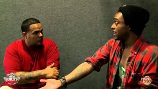 "DJ Enuff Talks to Austin Brown about ""Menage' Trois"" & More"