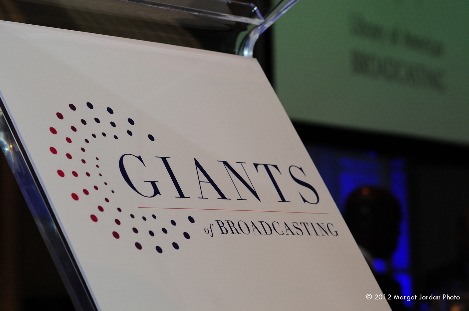 Erica Farber and Don Cornelius Recipients of Giants of Broadcasting Award (pics)