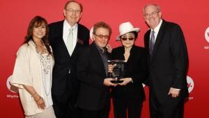 Yoko Ono Lennon Receives ASCAP Harry Chapin Humanitarian Award