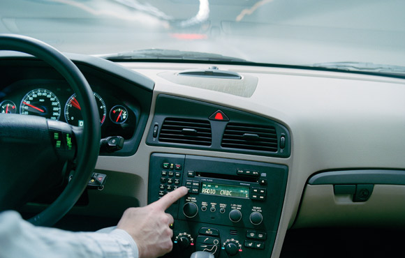 Radio is the King of In-Car media today but the digital dashboard is already impacting the automotive media landscape