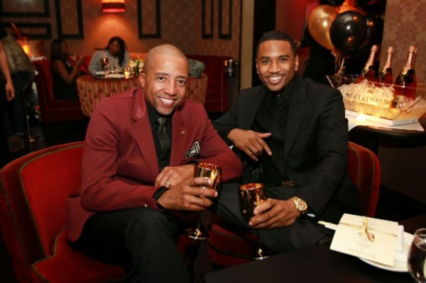 Kevin Liles & Trey Songz-1