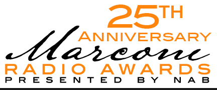 NAB OPENS NOMINATION WINDOW FOR THE 25th NAB MARCONI RADIO AWARDS