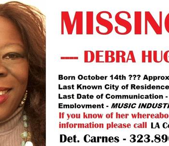 Music Industry Executive Debra Hughes Missing