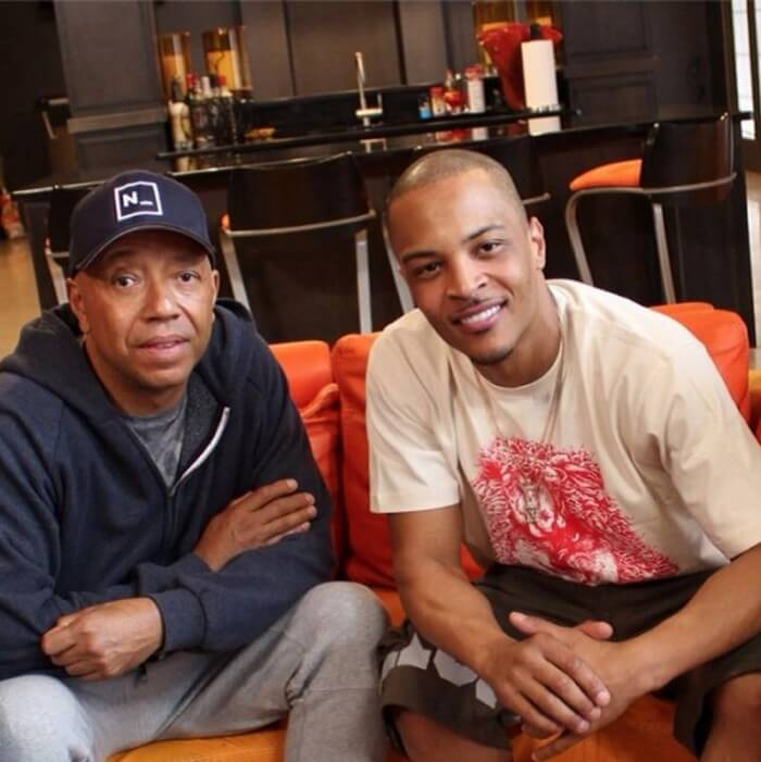 T.I. Joins Russell Simmons in Creative Partnership with greenROKS