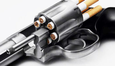 smoking gun 370x215 Radio One asks Washington Federal Court to Run Anti Tobacco ads on TV One