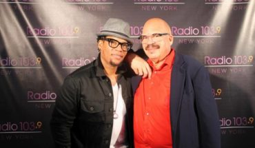 hughley tom joyner 370x215 Cumulus Brands New Urban Radio Station in New York, Radio 103.9