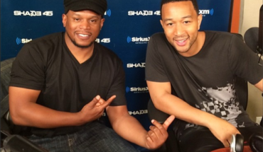 john legend sway calloway in the morning 613x500 370x215 John Legend Talks the Art of Writing Love Songs