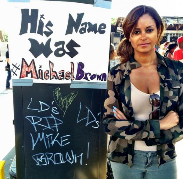 Rickey Smiley Morning Show Represents In Ferguson [PICS] 1