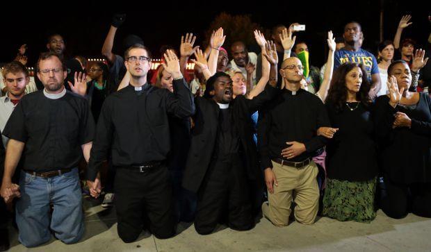 Clergy Members Ready to Flood Ferguson
