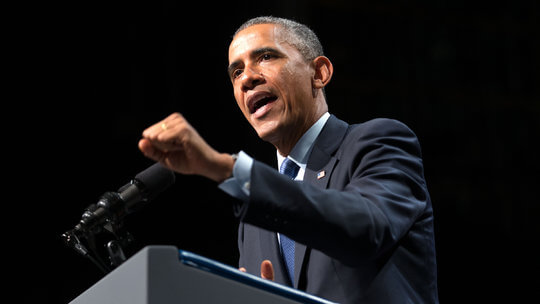 President Obama Pitches Urban Radio for Midterm Votes