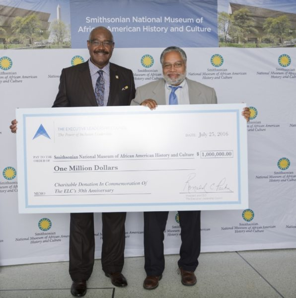 The ELC Donates $1 Million to Smithsonian's National Museum of African American History and Culture